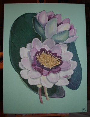 Water_lily_painting_002